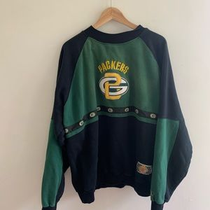 Vintage 90s Green Bay Packers crewneck sweatshirt